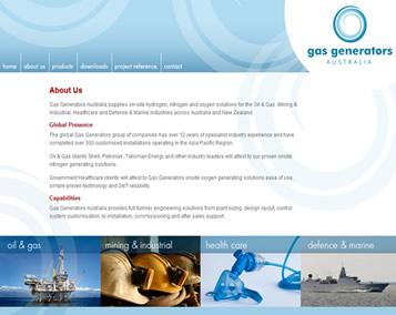 Gas Generators