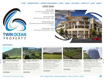 Twin Ocean Property