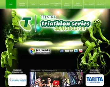 Telstra Triathlon Series